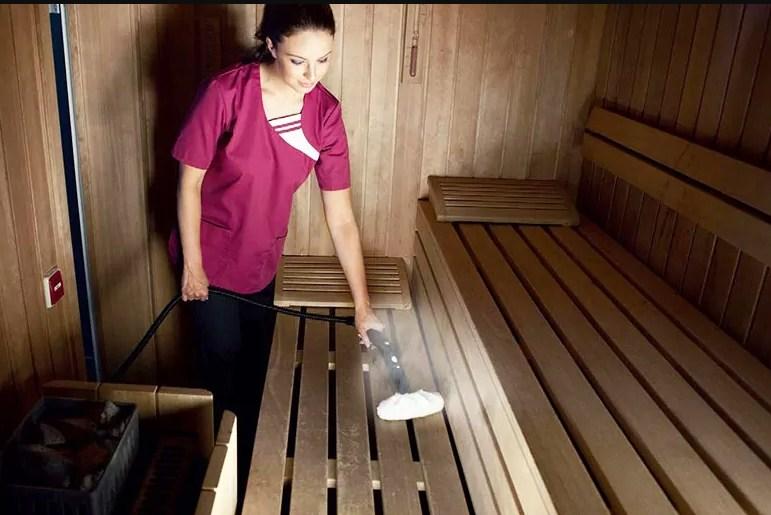 уборка бани и сауны - клининг услуги